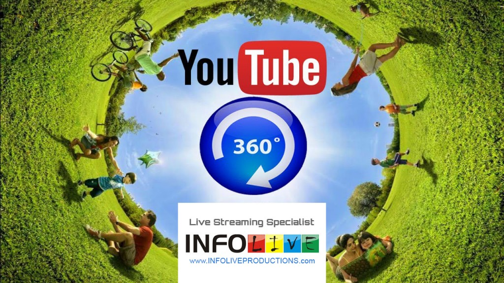 INFOLIVE - Live Streaming 360